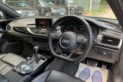 Audi A6 AVANT TDI ULTRA BLACK EDITION - ULEZ READY - EURO 6 - ONE OWNER 12