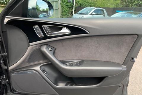 Audi A6 AVANT TDI ULTRA BLACK EDITION - ULEZ READY - EURO 6 - ONE OWNER 35