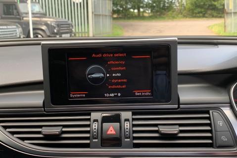 Audi A6 AVANT TDI ULTRA BLACK EDITION - ULEZ READY - EURO 6 - ONE OWNER 42