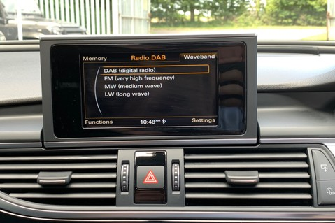 Audi A6 AVANT TDI ULTRA BLACK EDITION - ULEZ READY - EURO 6 - ONE OWNER 44