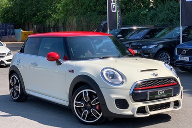 Mini Hatch JOHN COOPER WORKS - MEDIA XL - 18 INCH ALLOYS - HARMAN KARDON - 6K EXTRAS