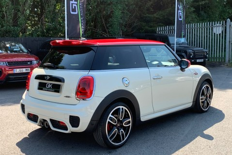 Mini Hatch JOHN COOPER WORKS - MEDIA XL - 18 INCH ALLOYS - HARMAN KARDON - 6K EXTRAS 5