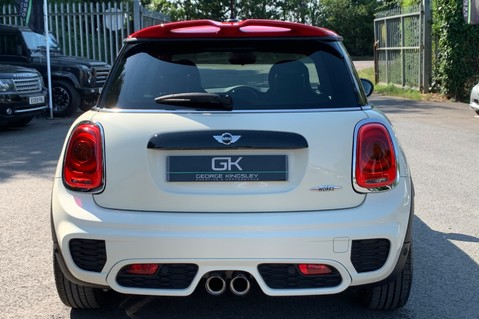 Mini Hatch JOHN COOPER WORKS - MEDIA XL - 18 INCH ALLOYS - HARMAN KARDON - 6K EXTRAS 6