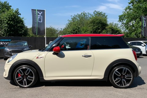 Mini Hatch JOHN COOPER WORKS - MEDIA XL - 18 INCH ALLOYS - HARMAN KARDON - 6K EXTRAS 7