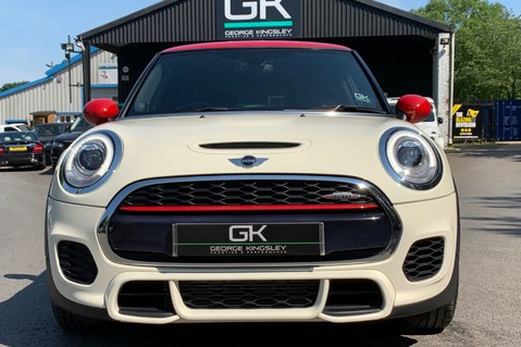 Mini Hatch JOHN COOPER WORKS - MEDIA XL - 18 INCH ALLOYS - HARMAN KARDON - 6K EXTRAS 9