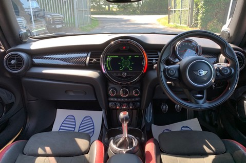 Mini Hatch JOHN COOPER WORKS - MEDIA XL - 18 INCH ALLOYS - HARMAN KARDON - 6K EXTRAS 11