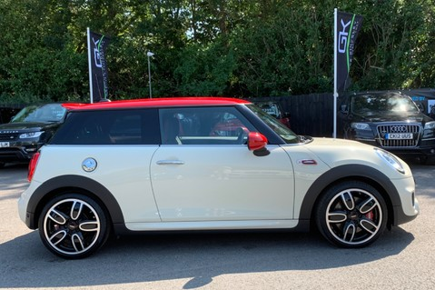 Mini Hatch JOHN COOPER WORKS - MEDIA XL - 18 INCH ALLOYS - HARMAN KARDON - 6K EXTRAS 4