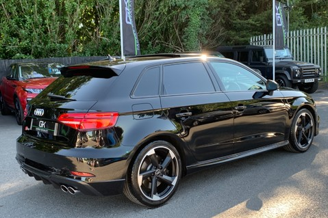 Audi S3 SPORTBACK TFSI QUATTRO BLACK EDITION - PAN ROOF - VIRTUAL COCKPIT 4