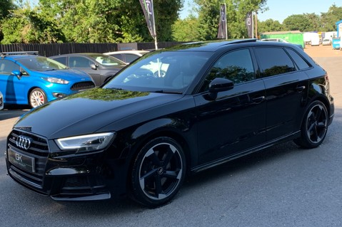 Audi S3 SPORTBACK TFSI QUATTRO BLACK EDITION - PAN ROOF - VIRTUAL COCKPIT 7