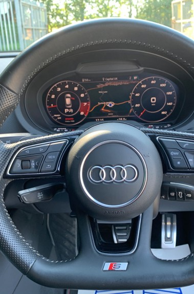 Audi S3 SPORTBACK TFSI QUATTRO BLACK EDITION - PAN ROOF - VIRTUAL COCKPIT