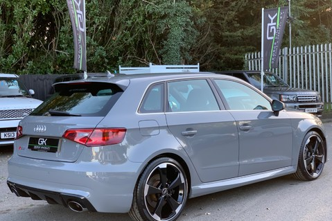 Audi RS3 RS3 SPORTBACK QUATTRO NAV - NARDO GREY - FULLY REFURBISHED ALLOYS 6
