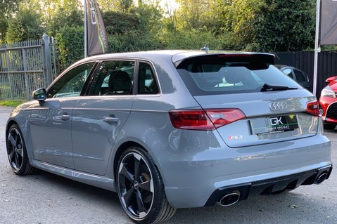 Audi RS3 RS3 SPORTBACK QUATTRO NAV - NARDO GREY - FULLY REFURBISHED ALLOYS 2