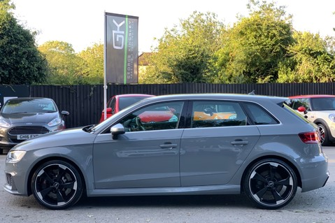 Audi RS3 RS3 SPORTBACK QUATTRO NAV - NARDO GREY - FULLY REFURBISHED ALLOYS 7