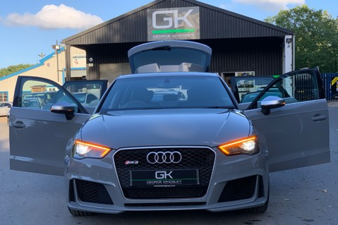 Audi RS3 RS3 SPORTBACK QUATTRO NAV - NARDO GREY - FULLY REFURBISHED ALLOYS 14