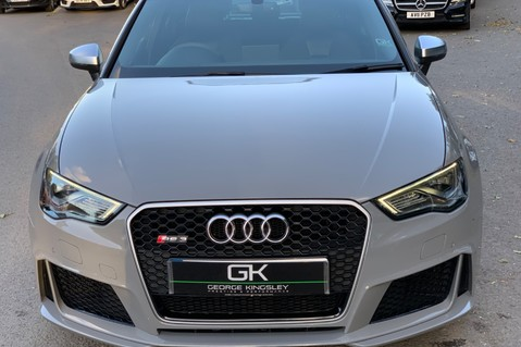 Audi RS3 RS3 SPORTBACK QUATTRO NAV - NARDO GREY - FULLY REFURBISHED ALLOYS 70