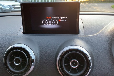 Audi RS3 RS3 SPORTBACK QUATTRO NAV - NARDO GREY - FULLY REFURBISHED ALLOYS 71