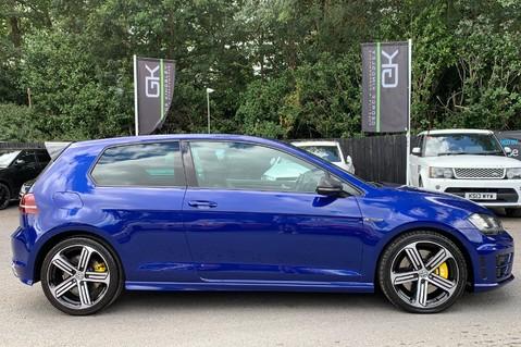 Volkswagen Golf R TSi - RARE MANUAL 3 DOOR - CARBON SPOILER - LOW MILEAGE - LAPIZ BLUE 5