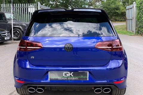 Volkswagen Golf R TSi - RARE MANUAL 3 DOOR - CARBON SPOILER - LOW MILEAGE - LAPIZ BLUE 6