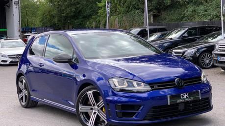Volkswagen Golf R TSi - RARE MANUAL 3 DOOR - CARBON SPOILER - LOW MILEAGE - LAPIZ BLUE Video