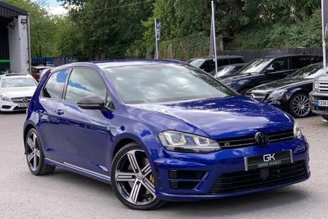 Volkswagen Golf R TSi - RARE MANUAL 3 DOOR - CARBON SPOILER - LOW MILEAGE - LAPIZ BLUE 1