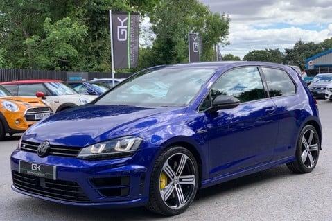 Volkswagen Golf R TSi - RARE MANUAL 3 DOOR - CARBON SPOILER - LOW MILEAGE - LAPIZ BLUE 8