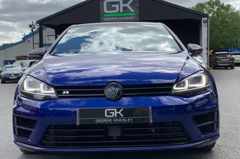 Volkswagen Golf R TSi - RARE MANUAL 3 DOOR - CARBON SPOILER - LOW MILEAGE - LAPIZ BLUE 9