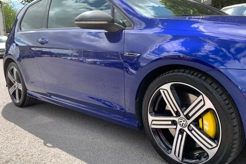 Volkswagen Golf R TSi - RARE MANUAL 3 DOOR - CARBON SPOILER - LOW MILEAGE - LAPIZ BLUE 15