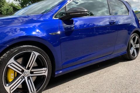 Volkswagen Golf R TSi - RARE MANUAL 3 DOOR - CARBON SPOILER - LOW MILEAGE - LAPIZ BLUE 16