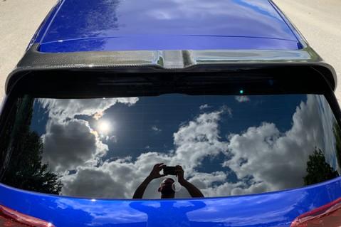 Volkswagen Golf R TSi - RARE MANUAL 3 DOOR - CARBON SPOILER - LOW MILEAGE - LAPIZ BLUE 17