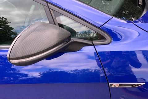 Volkswagen Golf R TSi - RARE MANUAL 3 DOOR - CARBON SPOILER - LOW MILEAGE - LAPIZ BLUE 18
