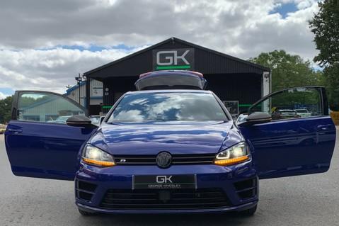 Volkswagen Golf R TSi - RARE MANUAL 3 DOOR - CARBON SPOILER - LOW MILEAGE - LAPIZ BLUE 20