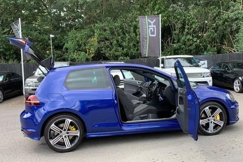 Volkswagen Golf R TSi - RARE MANUAL 3 DOOR - CARBON SPOILER - LOW MILEAGE - LAPIZ BLUE 21
