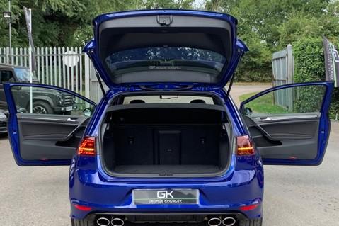 Volkswagen Golf R TSi - RARE MANUAL 3 DOOR - CARBON SPOILER - LOW MILEAGE - LAPIZ BLUE 23