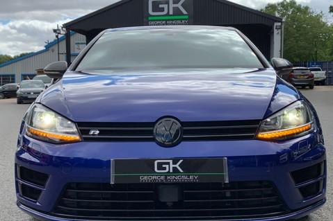 Volkswagen Golf R TSi - RARE MANUAL 3 DOOR - CARBON SPOILER - LOW MILEAGE - LAPIZ BLUE 24