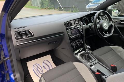 Volkswagen Golf R TSi - RARE MANUAL 3 DOOR - CARBON SPOILER - LOW MILEAGE - LAPIZ BLUE 25