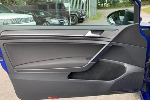 Volkswagen Golf R TSi - RARE MANUAL 3 DOOR - CARBON SPOILER - LOW MILEAGE - LAPIZ BLUE 26