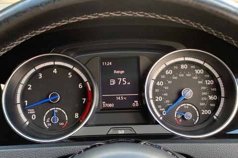Volkswagen Golf R TSi - RARE MANUAL 3 DOOR - CARBON SPOILER - LOW MILEAGE - LAPIZ BLUE 34