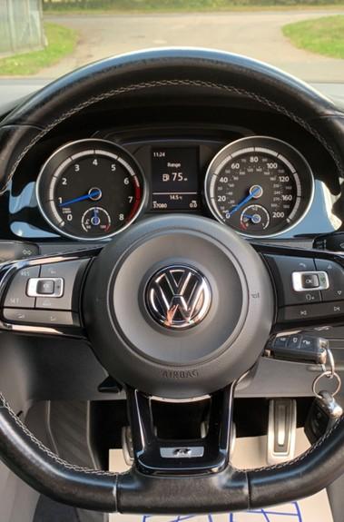 Volkswagen Golf R TSi - RARE MANUAL 3 DOOR - CARBON SPOILER - LOW MILEAGE - LAPIZ BLUE
