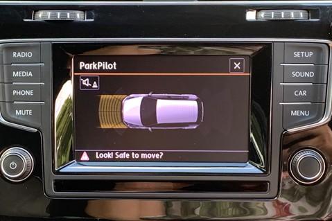 Volkswagen Golf R TSi - RARE MANUAL 3 DOOR - CARBON SPOILER - LOW MILEAGE - LAPIZ BLUE 40