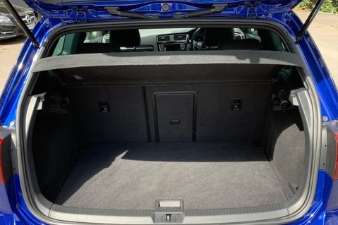 Volkswagen Golf R TSi - RARE MANUAL 3 DOOR - CARBON SPOILER - LOW MILEAGE - LAPIZ BLUE 48