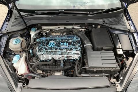 Volkswagen Golf R TSi - RARE MANUAL 3 DOOR - CARBON SPOILER - LOW MILEAGE - LAPIZ BLUE 49