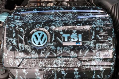 Volkswagen Golf R TSi - RARE MANUAL 3 DOOR - CARBON SPOILER - LOW MILEAGE - LAPIZ BLUE 50