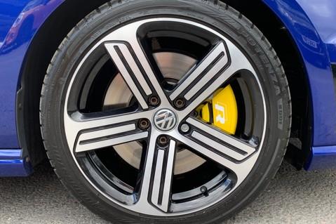 Volkswagen Golf R TSi - RARE MANUAL 3 DOOR - CARBON SPOILER - LOW MILEAGE - LAPIZ BLUE 51