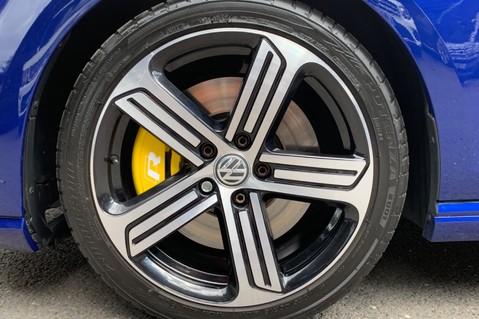 Volkswagen Golf R TSi - RARE MANUAL 3 DOOR - CARBON SPOILER - LOW MILEAGE - LAPIZ BLUE 55