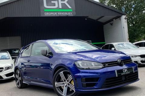Volkswagen Golf R TSi - RARE MANUAL 3 DOOR - CARBON SPOILER - LOW MILEAGE - LAPIZ BLUE 56