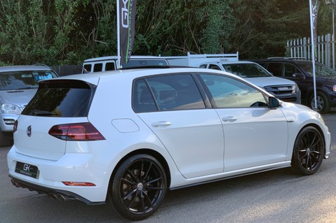 Volkswagen Golf R TSI DSG- £9K EXTRAS- CARBON NAPPA LEATHER- 1 OWNER -PRETORIAS- PAN ROOF 6