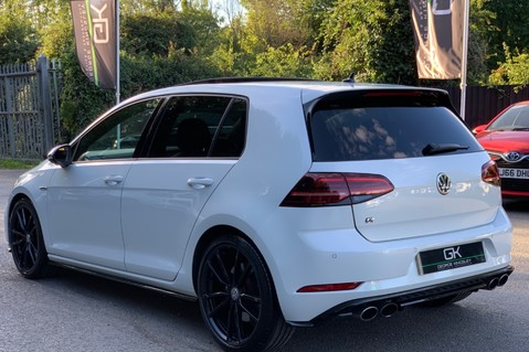 Volkswagen Golf R TSI DSG- £9K EXTRAS- CARBON NAPPA LEATHER- 1 OWNER -PRETORIAS- PAN ROOF 2
