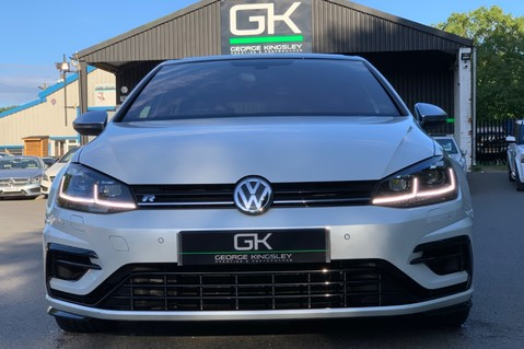 Volkswagen Golf R TSI DSG- £9K EXTRAS- CARBON NAPPA LEATHER- 1 OWNER -PRETORIAS- PAN ROOF 12