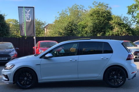 Volkswagen Golf R TSI DSG- £9K EXTRAS- CARBON NAPPA LEATHER- 1 OWNER -PRETORIAS- PAN ROOF 13