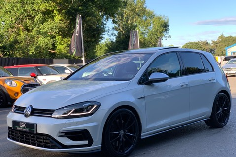 Volkswagen Golf R TSI DSG- £9K EXTRAS- CARBON NAPPA LEATHER- 1 OWNER -PRETORIAS- PAN ROOF 15